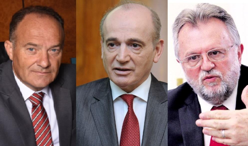 VEZE SRPSKIH MINISTARA SA CRNOM GOROM: Firme, Prva banka i Đukanovići