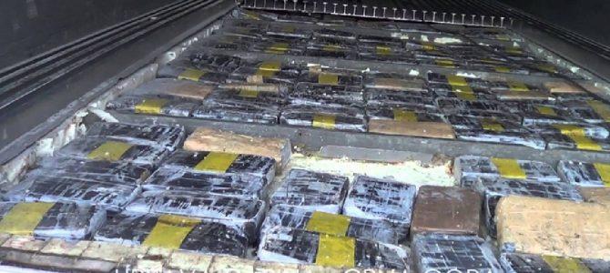 TAJNA POŠILJKE SA DROGOM: Vladini partneri saslušavani o švercu 250 kg kokaina