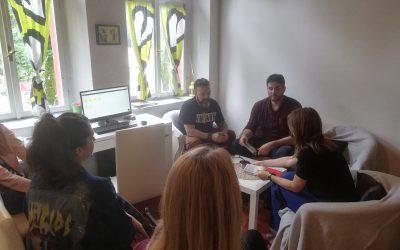 Građanska alijansa i LUPA u radnoj posjeti NVO Centar za ženska prava