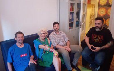 Građanska alijansa i LUPA posjetili Sigurnu žensku kuću