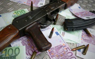 ILEGALNO ORUŽJE U CRNOJ GORI: Švercere automatskih pušaka ne šalju u zatvor