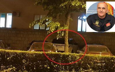 POMOĆNIK DIREKTORA POLICIJE DUŽI LUKSUZNO VOZILO: Džip od 90.000 eura, oduzet Ukrajincu, završio kod Janjuševića